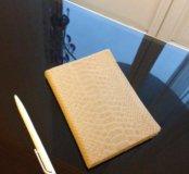 Новая кожаная телефонная книжка Zara home
