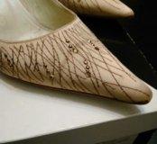 Туфли испания AL-BA