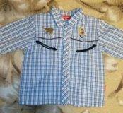 Рубашка детская 90р