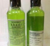 Khadi Aloe Vera аювердический шампунь