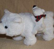 Мишка с медвежонком