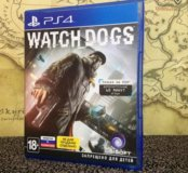 Watch Dogs на PS 4