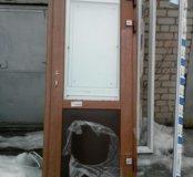 Входная пвх дверь 840*2050