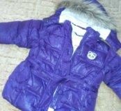 Курточка на малышку