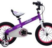 Велосипед Royal Baby Honey Steel 16.18.14