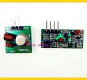 433 мГц рф передатчик и приемник дистанционное упр