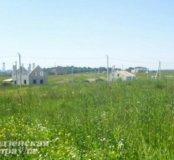 Продам землю в котеджном поселке дектярева 9 соток