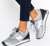New Balance 574 женские кроссовки