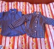 Рубашки р98