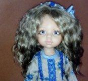 Кукла ооак Паола Рейна
