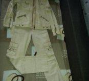 Костюм стреч-джинсовый