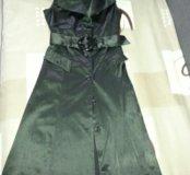 Платье черное 36 р.