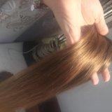 Славянские волосы для наращивания в лентах 61 см