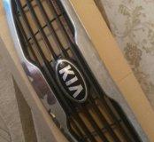 Решетка радиатора киа спортаж