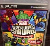Marvel Super Hero PS3