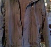 Куртка adidas на подростка
