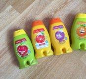 Детские шампунь/гели для душа
