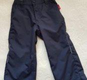 Демисезонные штанишки от Reima