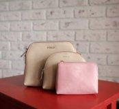 Новая сумка и кошелёк Furla