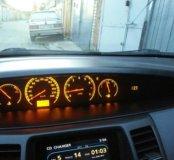Панель приборов Nissan primers p12 рестайл