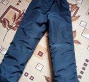 Горнолыжные штаны на мальчика новые