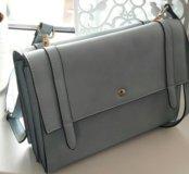 Голубая сумка