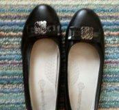 Туфли черные 36