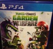 🌎 Planets vs Zombies Garden Warfare PS4
