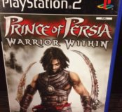 Prince 👑 of Persia Warrior Within PS2
