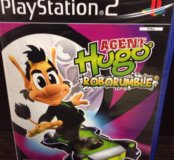 Agent Hugo Roborumble PS2