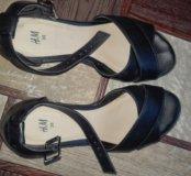Басоножки, туфли H&M