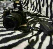 Фотоаппарат зеркалка Nicon D3000