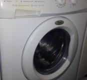 Whirlpool AWG 222 стиральная машина б/у. Артикул