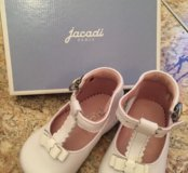 Туфельки новые Jacadi
