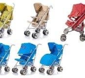 Новая коляска трость Baby Care Premier