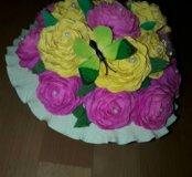 карзина роз