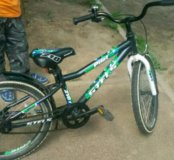 Велосипед, радиус 20