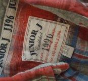 Рубашка фирменная Junior J