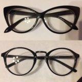 Абсолютно новые имиджевые очки- нулевки