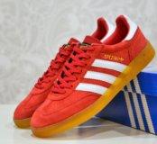 Кеды Adidas Spezial красные 41-45 рр