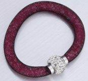 Новый браслет с кристаллами Swarovski