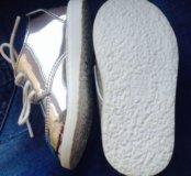 Туфли на малышку Zara