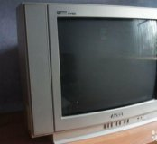 Бабушка примет в дар обычный телевизор