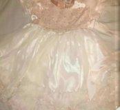 Праздничное платье для девочки размер 104