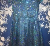 Платье для девочки размер 98-104