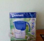 Фильтр для воды(барьер)