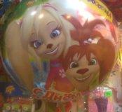 Гелиевые шары фольгированные!