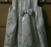 Шикарное платье 86-92