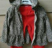 Флисовый костюм Carter's 86-92