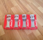 Стаканы Coca-Cola (летняя коллекция)